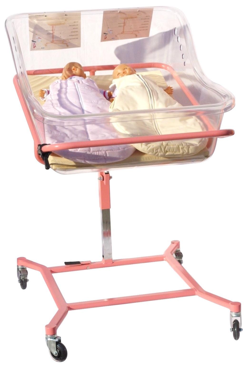 Dmp distribution lit de b b berceau babynel duo r glable en hauteur - Lit bebe hauteur reglable ...