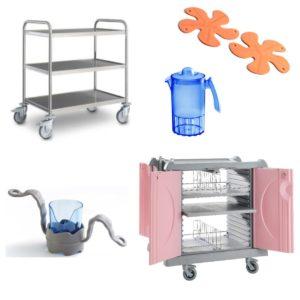 Vaisselle, technique & intendance